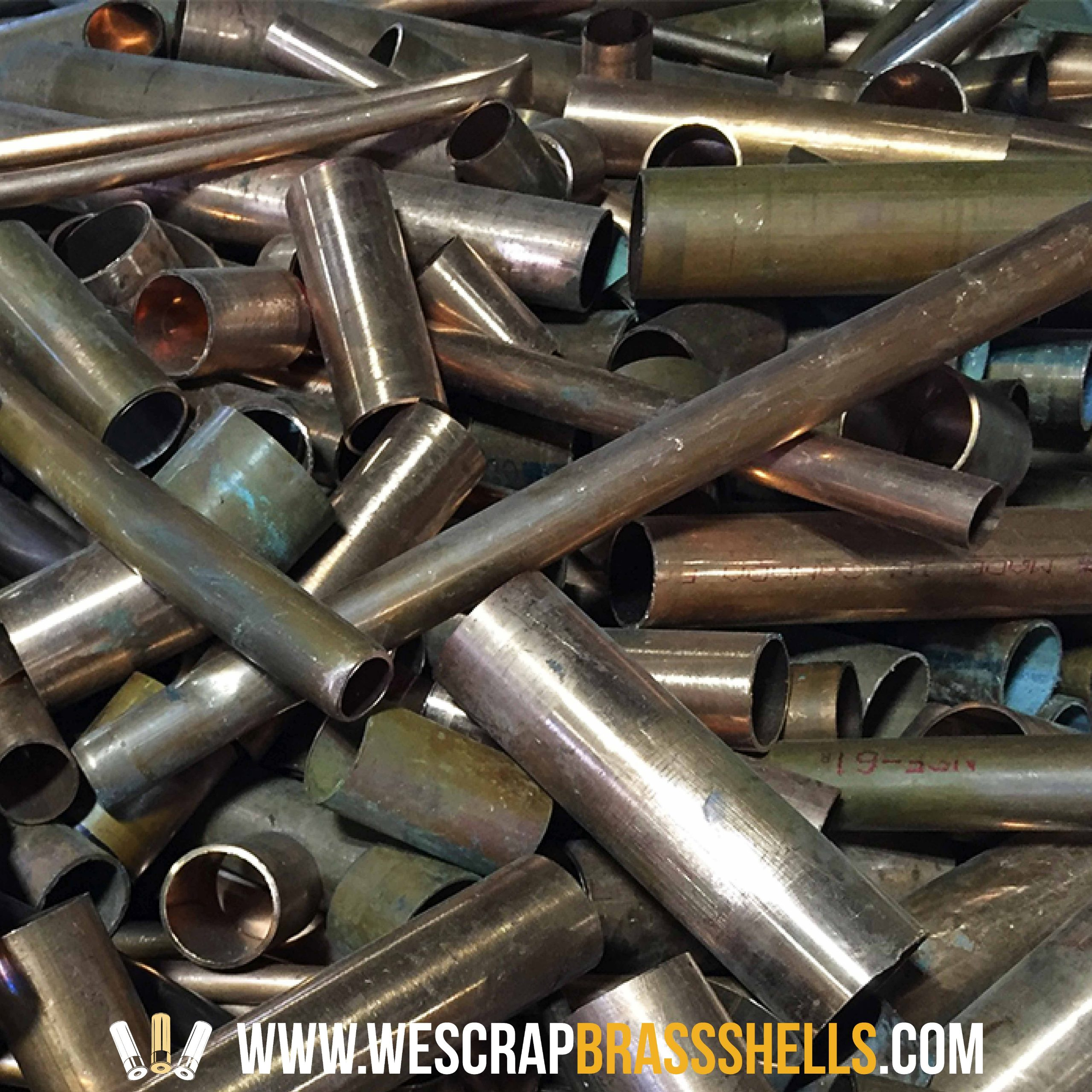 How to Recycle Brass Shells: The Process