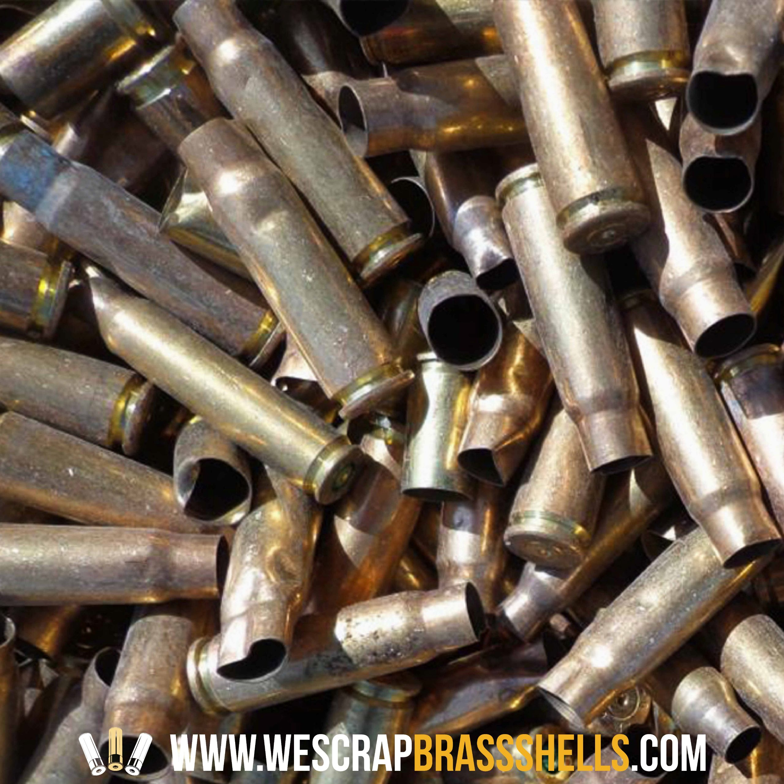 Recycling Brass Shell Casings